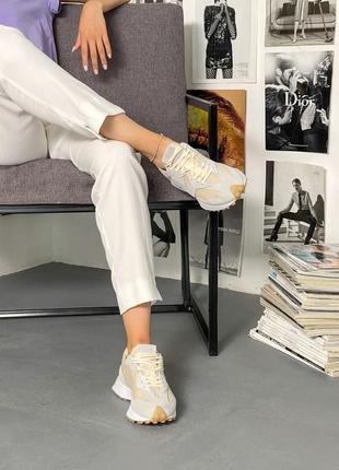 Шикарные женские кроссовки new balance 327 наложка8 фото