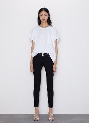 Базовые джинсы от zara, 34, 36, 38р, оригинал, испания