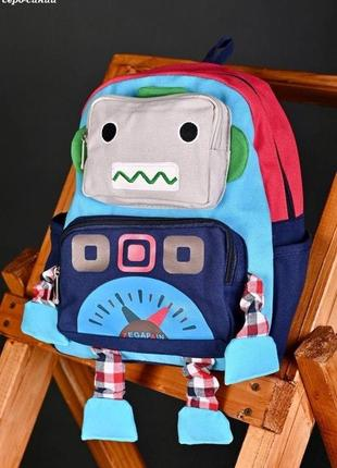 Рюкзак детский робот