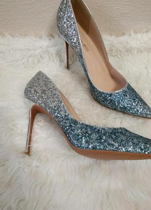 Wow! шикарные туфли  meishisi