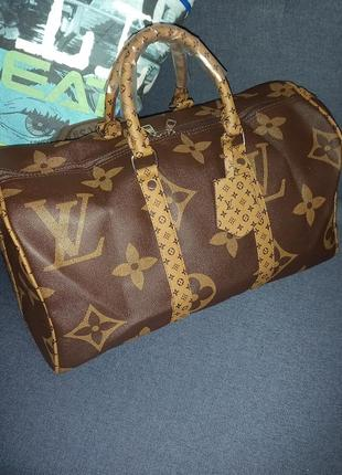 Дорожная сумка от луи