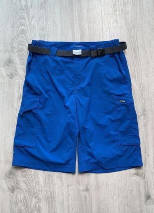 Columbia omni-shade оригинал шорты с поясом