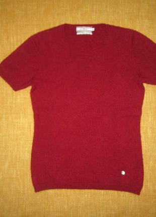 Кашемировая футболка paul kehl кофта 100% кашемир