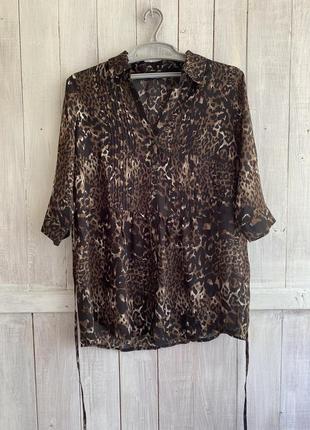 Шифоновая блуза bm