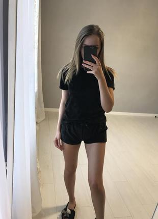 Пижама/ піжамки / чорна пижама
