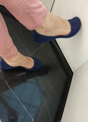 Купить силиконовые балетки in-ox7 фото