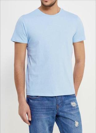Комплект однотонных базовых футболок 100% хлопок размеры3 фото