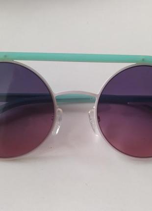 Новые очки оxydо коллаборация с clеmеncy sеillеs италия солнцезащитные мята4 фото