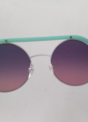 Новые очки оxydо коллаборация с clеmеncy sеillеs италия солнцезащитные мята5 фото
