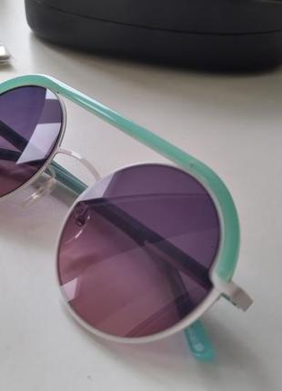 Новые очки оxydо коллаборация с clеmеncy sеillеs италия солнцезащитные мята6 фото