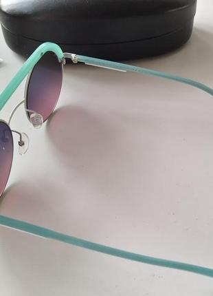 Новые очки оxydо коллаборация с clеmеncy sеillеs италия солнцезащитные мята7 фото