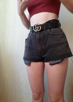Шорты джинсовые под levi's