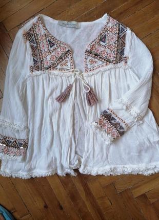 Блуза состав натуральный