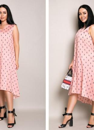 Нежное платье + разные цвета
