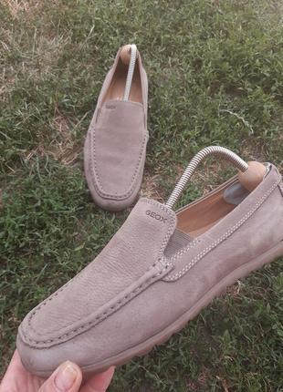 Мокасины, туфли geox