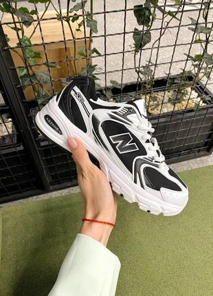 New balance 530 🍏 стильные женские кроссовки нью баланс