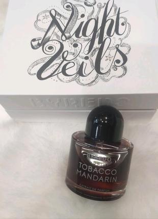 Новинка!! 💣tobacco mandarine 💣шикарный нишевый парфюм 50 мл