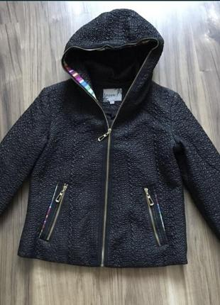 Демисезонная куртка ветровка осенняя курточка