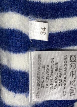 Тельняшка,кашемировый свитер,полоска(2)4 фото