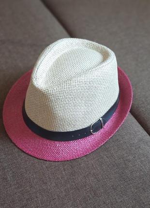 Шляпа понама женская 55-57