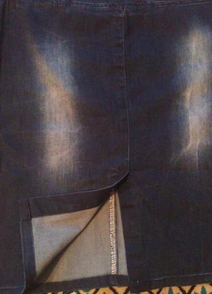 Спідницяюбка  нова джинсова