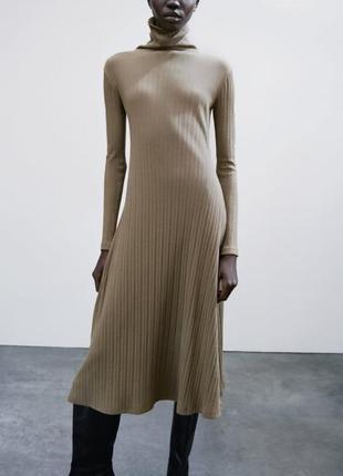 Фирменное платье zara