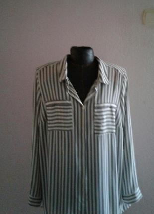 Блузка в офисс 20 размер
