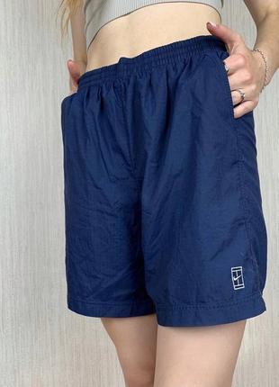 Оригинальные винтажные шорты nike court