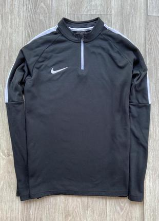 Nike dri fit спортивная кофта анорак
