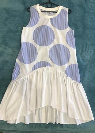 Платье лёгкое, летнее, для беременных