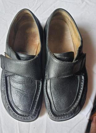 Американские кожанные туфли для усталых ножек dansko (данско), р. 41