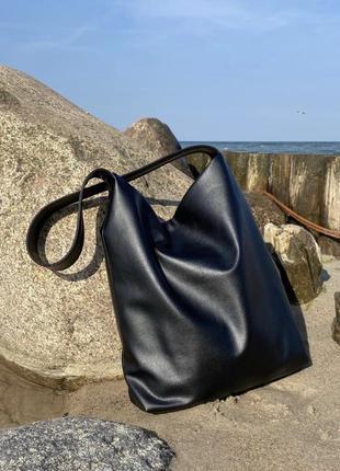 Удобная сумка шоппер