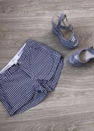 Новые шорты на лето, х/б 100%, h&m