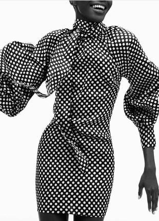 Красивенное платье zara
