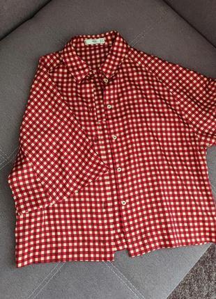 Блуза пляжная рубашка
