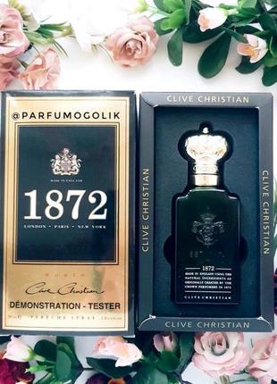 Clive christian 1872 women оригинал_perfume 5 мл затест распив отливанты