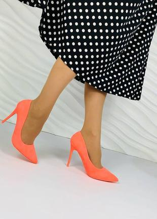 Туфли лодочки 13662