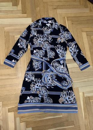 Красивое платье рубашка размер  l