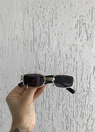 Очки солнцезащитные, очки с колечком