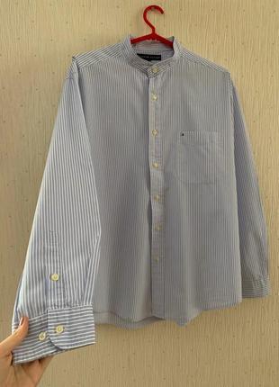Рубашка tommy hilfiger люкс