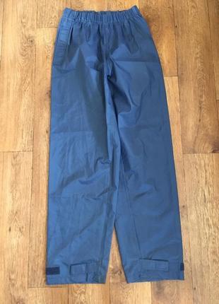 Дождевик непромокаемые штаны