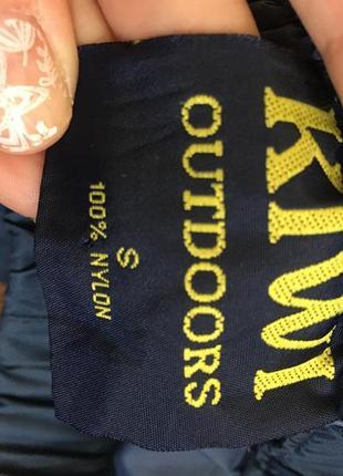 Дождевик непромокаемые штаны3 фото
