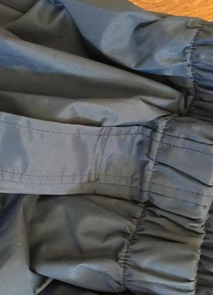 Дождевик непромокаемые штаны5 фото