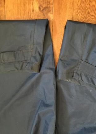 Дождевик непромокаемые штаны6 фото