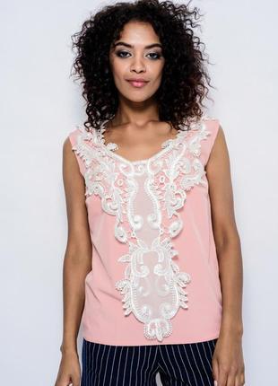 Шикарная легкая женская блуза атласная женская блузка легкая женская блузка из атласа женская блузка с кружевом спереди