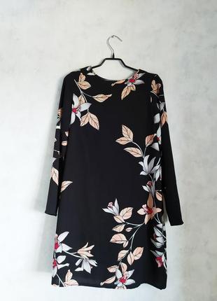 Черное женское платье vero moda