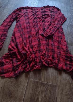 Платье - туника , свободное платье