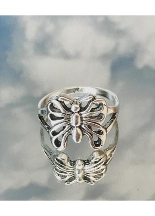 Кольцо с бабочкой 🦋
