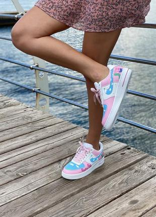 Nike air force peppa pig edition кроссовки найк форсы наложенный платёж купить