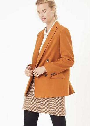 Шикарная тёплая юбка, marks& spenser